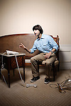 Cannes 2009: Taking Woodstock, Demetri Martin