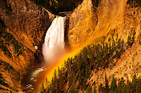 Yellowstone Falls, Grand Canyon the Yellowstone, Yellowstone National Park, Wyoming