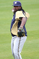 2012 March 17 Milwaukee Brewers Spring Training