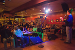 The Creative Arts as Activism: Open Mic Night at Casa Nueva on Jan. 19 gave individuals the chance to share their talents with others.