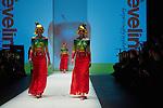 20.1.2015, Potsdam Now Fashion Week. Gezeigt werden moderne, exklusive Kollektionen f&uuml;hrender israelischer Designerinnen und Designer. Shani Zimmerman und Zion Anava interpretieren auf sehr unterschiedliche Weise elegante Ready-To-Wear. Danach geht es weiter mit der Kollektion des ebenfalls aus Tel Aviv stammenden, seit 2014 jedoch auch in Amsterdam vertretenen Labels Frau Blau. Efrat Kalig ist ber&uuml;hmt f&uuml;r ihre eindrucksvolle Couture und bildet den Abschluss der Schauen.<br /><br />Evelina Commercial