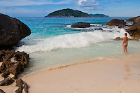 Ko Bangu beach, Similan islands