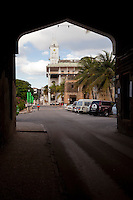 Zanzibar, Stone Town.