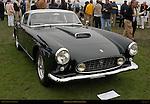 Ferrari 1956 410 SuperAmerica, Pebble Beach Concours d'Elegance