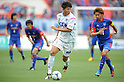 Kim Kun-Hoan (Sagan), and Yohei Kajiyama (FC Tokyo),.MAY 20, 2012 - Football / Soccer :.2012 J.League Division 1 match between F.C.Tokyo 3-2 Sagan Tosu at Ajinomoto Stadium in Tokyo, Japan. (Photo by Hitoshi Mochizuki/AFLO)