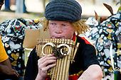 Musicien du Sépik - Papouasie NG