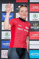 Picture by Alex Whitehead/SWpix.com - 12/05/2017 - Cycling - Tour Series Round 3, Northwich - Matrix Fitness Grand Prix - Team Breeze's Emily Nelson wins.
