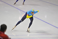 SCHAATSEN: CALGARY: Olympic Oval, 2013, Essent ISU World Cup, ©foto Martin de Jong