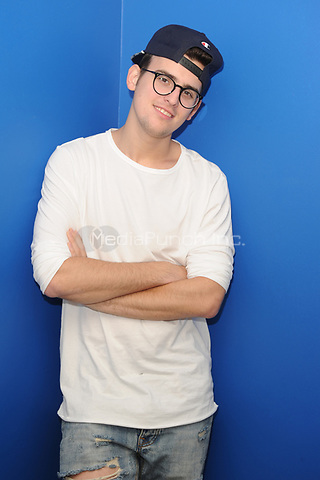 FORT LAUDERDALE, FL - MARCH 21: Stanaj poses for a portrait at iHeart radio Station Y100 on March 21, 2017 in Fort Lauderdale, Florida. Credit: mpi04/MediaPunch