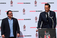 Jon Favreau, Vince Vaughn<br />