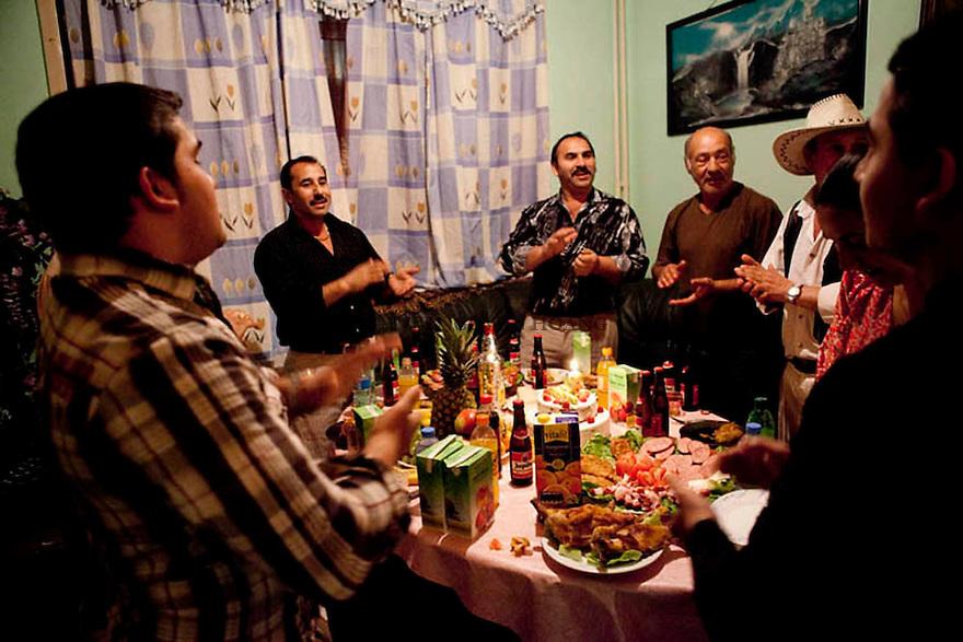 Celebration of the second anniversary of Samuel. ..Célébration des 2 ans de Samuel..