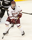 Connor Moore (BC - 7) - The Boston College Eagles defeated the visiting Providence College Friars 3-1 on Friday, October 28, 2016, at Kelley Rink in Conte Forum in Chestnut Hill, Massachusetts.The Boston College Eagles defeated the visiting Providence College Friars 3-1 on Friday, October 28, 2016, at Kelley Rink in Conte Forum in Chestnut Hill, Massachusetts.