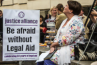 "30.07.2013 - Justice Alliance presents: ""Rally for Legal Aid"""