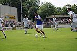 Andis Shala (VfR Mannheim) in der Oberliga 2007/08 VfR Mannheim vs. SV Waldhof/Mannheim. Foto © Rhein-Neckar-Picture *** Foto ist honorarpflichtig! *** Auf Anfrage in höherer Qualität/Auflösung. Belegexemplar erbeten.