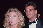 Lorenzo Lamas & Robin Greer -Los Angeles_ Feb 1987