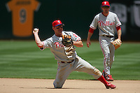 Jim Thome. Philadelphia Phillies vs Oakland Athletics. Oakland, CA 6/18/2005 MANDATORY CREDIT: Brad Mangin