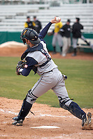 SAN ANTONIO, TX - FEBRUARY 19, 2006: The United States Military Academy Black Knights vs. The University of Texas at San Antonio Roadrunners Baseball at Nelson Wolff Stadium. (Photo by Jeff Huehn)