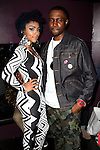 Cheri Dennis and  Rashad At BET Music Matters at Santos Party House, NY   3/13/13