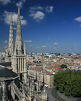 Bordeaux Skyline