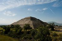 Teotihuacan piramides, Estado de Mexico, Mexico
