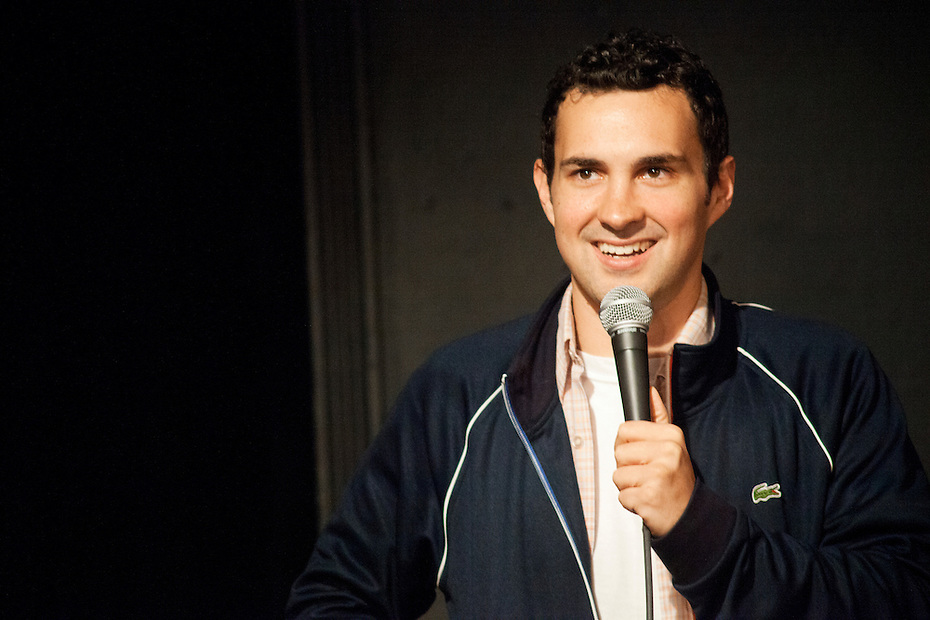 Mark Normand - Whiplash - October 15, 2012 - UCB