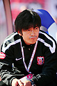 Takafumi Hori (Reds), OCTOBER 29, 2011 - Football / Soccer : Urawa Reds head coach Takafumi Hori before the 2011 J.League Yamazaki Nabisco Cup final match between Urawa Red Diamonds 0-1 Kashima Antlers at National Stadium in Tokyo, Japan. (Photo by AFLO)