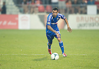July 3, 2013: Montreal Impact forward Andres Romero #15  in action during an MLS game between Toronto FC and Montreal Impact at BMO Field in Toronto, Ontario Canada.<br /> The game ended in a 3-3 draw.