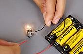 Lighting a bulb