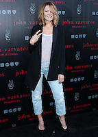 WEST HOLLYWOOD, CA, USA - SEPTEMBER 21: Madchen Amick arrives at the John Varvatos #PeaceRocks Ringo Starr Private Concert held at the John Varvatos Boutique on September 21, 2014 in West Hollywood, California, United States. (Photo by Xavier Collin/Celebrity Monitor)