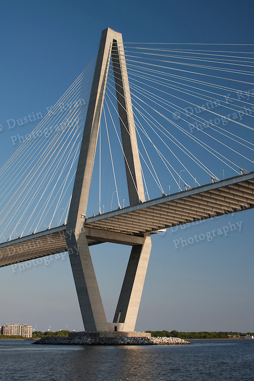 arthur ravenel jr bridge charleston south carolina also knows as the cooper river bridge