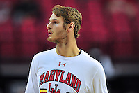 Jake Layman of the Maryland Terrapins at Xfinity Center in College Park, MD on Wednesday, November 17, 2015.  Alan P. Santos/DC Sports Box