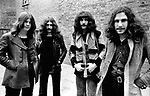 Black Sabbath 1970 Ozzy Osbourne Bill Ward Geezer Butler and Tony Iommi<br /> &copy; Chris Walter