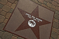 Palm Springs, Sidewalk Star, James Mac Auther, Stage, Film, TV