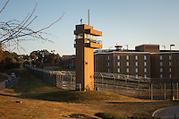 Central Prison in Raleigh, NC on Thursday, November 17, 2016. (Justin Cook)
