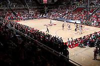 Stanford Basketball M vs California, February 17, 2017
