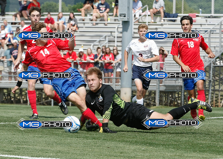 6A Alabama State Soccer Championship Boys- Vestavia vs Oak Mountain