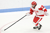 Sarah Lefort (BU - 9) - The Boston University Terriers defeated the visiting Union College Dutchwomen 6-2 on Saturday, December 13, 2012, at Walter Brown Arena in Boston, Massachusetts.