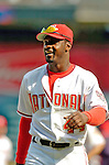 5 September 2005: Preston Wilson, outfielder for the Washington Nationals, during a game against the Florida Marlins. The Nationals defeated the Marlins 5-2 at RFK Stadium in Washington, DC, maintaining a close race for the NL Wildcard spot. Mandatory Photo Credit: Ed Wolfstein.