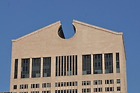 Sony Building, Rooftop, designed by Phlilp Johnson & John Burgee, Midtown, Madison Ave, New York, New Yorkg
