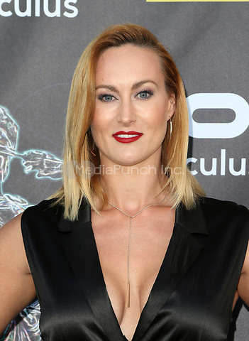 BEVERLY HILLS, CA - April 20: Vanessa Cater, At Artemis Women in Action Film Festival - Opening Night Gala At The Ahrya Fine Arts Theatre In California on April 20, 2017. Credit: FS/MediaPunch