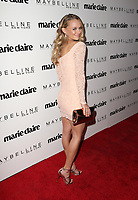 WEST HOLLYWOOD, CA - April 21: Madison Iseman, At Marie Claire's Fresh Faces At Doheny Room In California on April 21, 2017. Credit: FS/MediaPunch