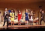 01-17-12 Boeing-Boeing - Dress Rehearsal - Matt Walton & cast - Paper Mill Playhouse, NJ