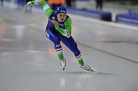 SCHAATSEN: HEERENVEEN: IJsstadion Thialf, 07-02-15, World Cup, 1000m Men Division A, Pim Schipper (NED), ©foto Martin de Jong