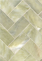 Name: Herringbone 3&quot; x 6&quot;<br /> Style: Classic<br /> Product Number: CB233<br /> Description: Herringbone 3&quot; x 6&quot; in Verde Luna (h)