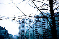 Vancouver, Canada, March 2008, © Stephen Blake Farrington