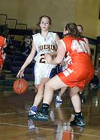Girls Basketball JV vs. Hamilton Heights 11-25-08
