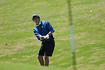Oxford High's Sam Guest in a high school golf tournament at Country Club of Oxford in Oxford, Miss. on Tuesday, April 5, 2011.