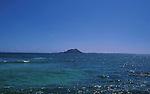 Isla de Lobos small island above Corralejo,Fuerteventura, Canary Islands.