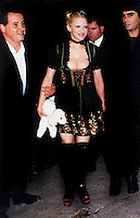 Madonna Sex Book Premiere<br /> 1992 NYC By Jonathan Green