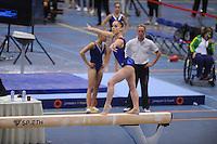 TURNEN: HEERENVEEN: 09-07-2016, Sportstad Heerenveen, Kwalificatiewedstrijd OS turnen, ©foto Martin de Jong
